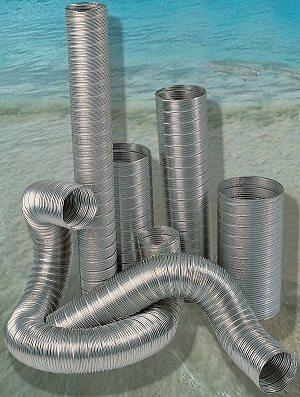 вытяжная труба для колонки газовой