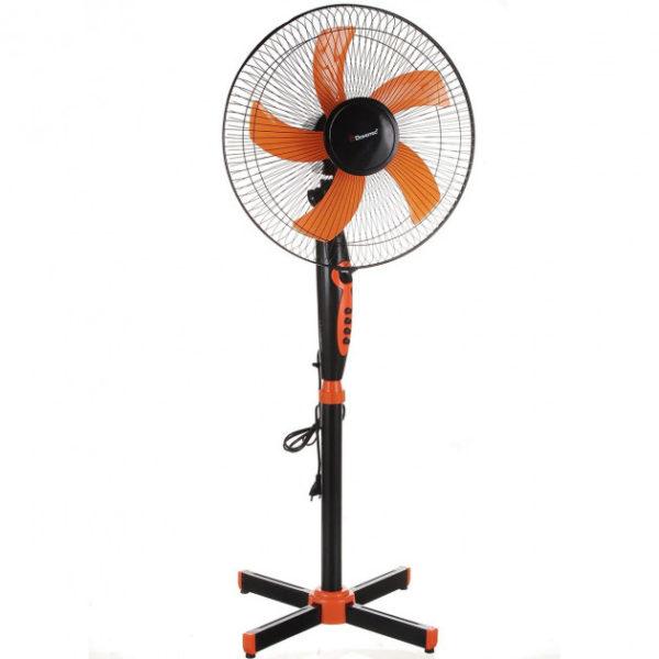 Особенности применения напольного вентилятора