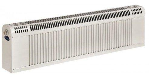 Алюминиевый радиатор 200 мм с конвекторными элементами