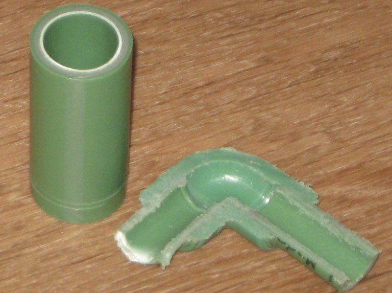 аппарат для спайки полипропиленовых труб