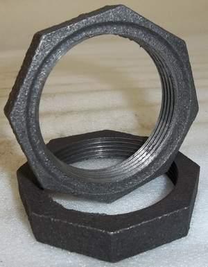 Чугунные контргайки, произведенные по ГОСТ 8961-75.
