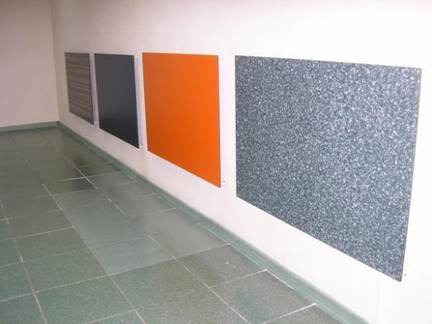 Декоративные ИК-панели с керамическим покрытием