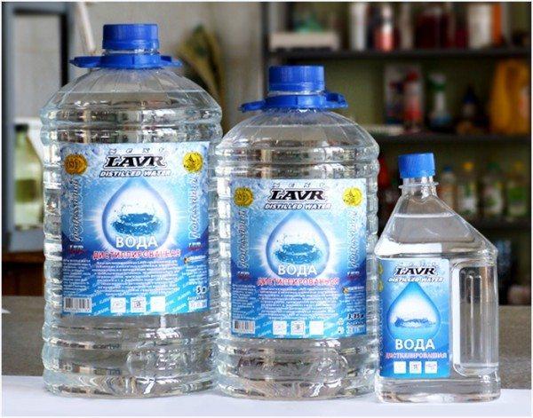 Дистиллированная вода – почти идеальный теплоноситель