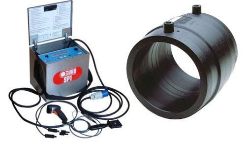 Электросварные фитинги применяют для соединения трубы ПВХ для канализации, водопровода и систем подачи газа.