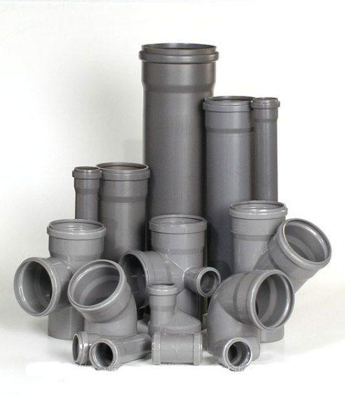 Элементы для устройства канализации