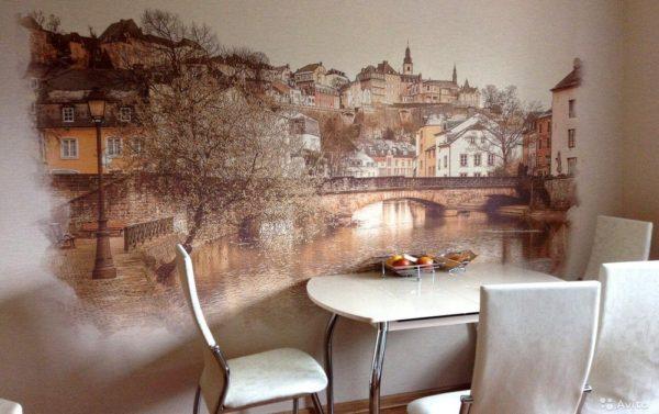Живопись на стене – отдельный вид искусства
