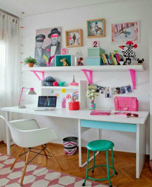 Удобный рабочий стол
