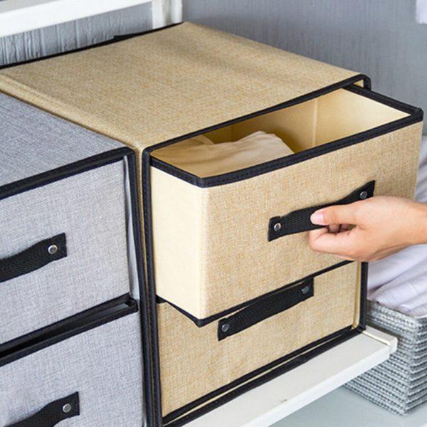 Ящики для хранения одежды
