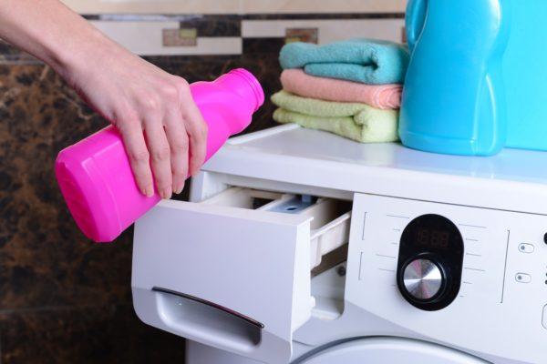 Средства для стиральной машинки