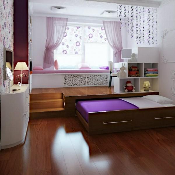 «Выдвижная кровать»
