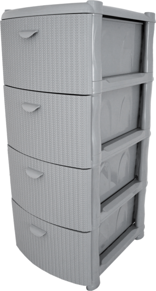 Комод «Вязание» 4 ящика, 40.5х96х50.5 см