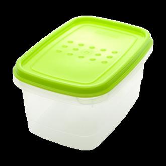 Прямоугольный контейнер объемом 0.6 л