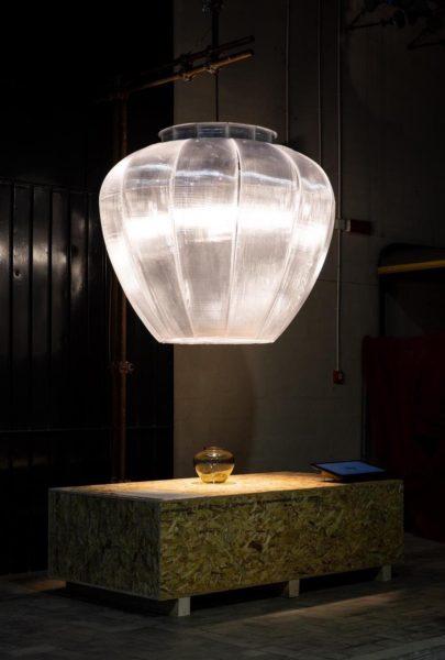 Экологичная лампа от Тициано