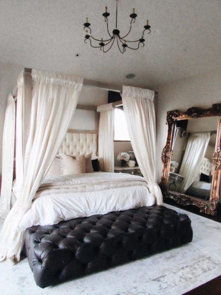 Семейная спальня от дизайнера