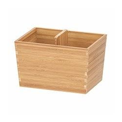 Ящик с ручкой для кухонных принадлежностей