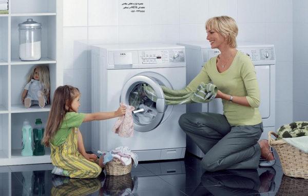 Ухаживайте за своей стиральной машинкой и она прослужит вам долгие годы.