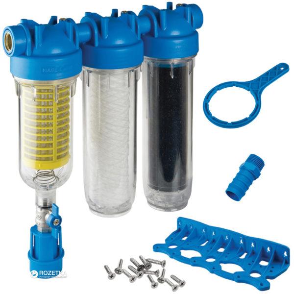Используйте систему фильтрации, чтобы машинка использовала более качественную воду.