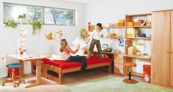 Узнайте, какой видит комнату ваш ребенок.