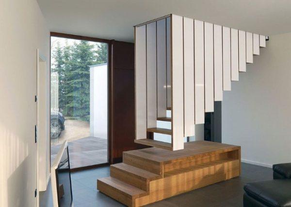 Подвесная лестница.