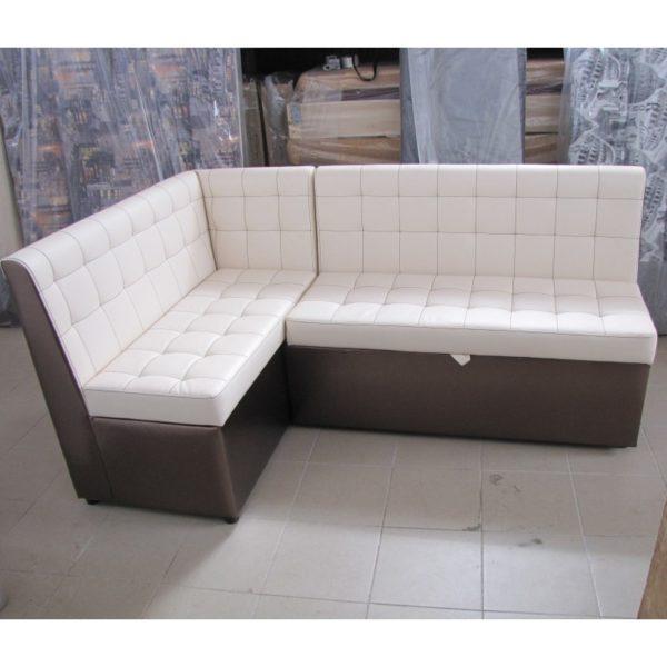 Такой диван прекрасно впишется в интерьер вашей кухни.