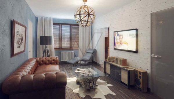 Разную мебель иногда сложно сочетать между собой в пределах одной комнаты.
