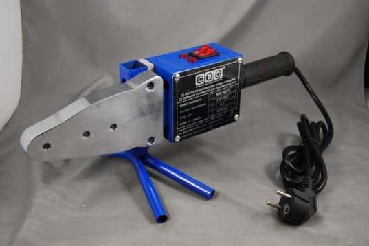инструмент для спайки пластиковых труб