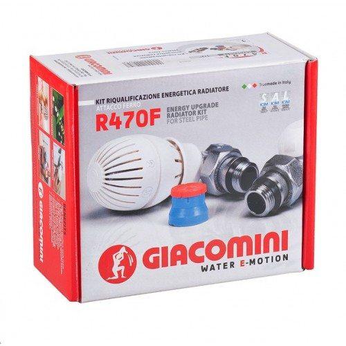 Итальянский комплект термостатического оборудования.