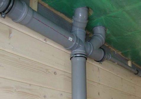 изоляция канализационных труб