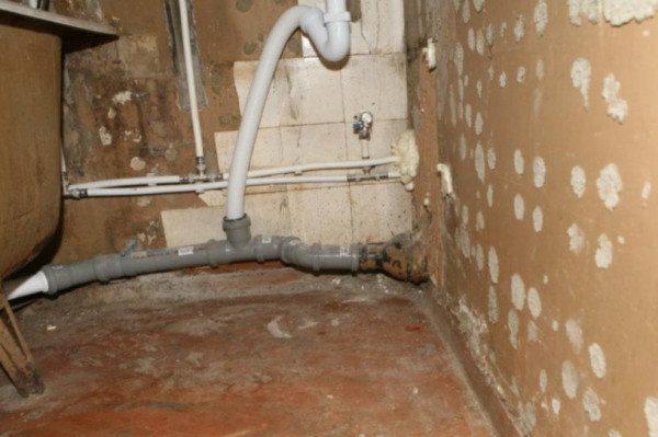 канализационные трубы бесшумные