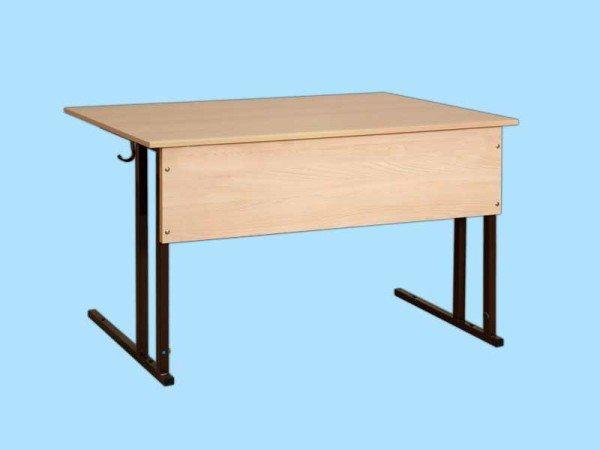 Каркасы школьной и офисной мебели чаще всего именно из профильной трубы.
