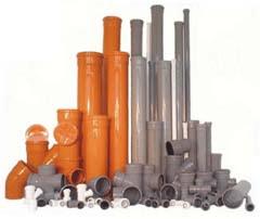 Комплектующие пластиковой канализации