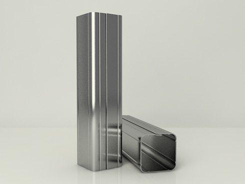 квадратная металлическая труба