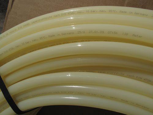 маркировка труб полиэтиленовых