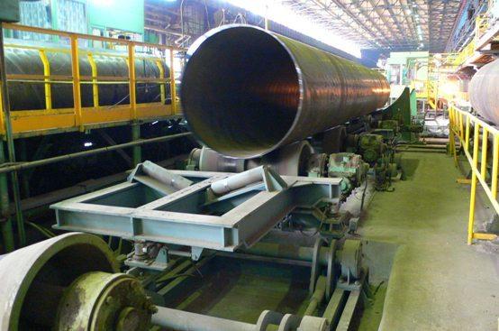 масса стальных труб