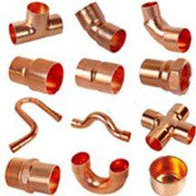 Медные дюймовые фитинги – соединительные элементы трубопровода