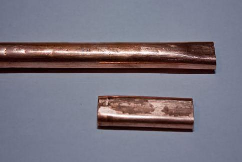 металлические трубы размеры