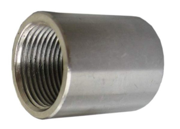 Муфта – самый простой соединительный элемент, который соединяет водопроводы одного диаметра на прямом участке.