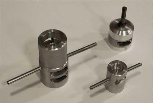 не забудьте: только для труб, армированных алюминием