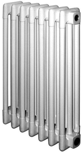 Один из представителей семейства -трубчатый стальной секционный радиатор.