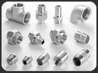Основные виды фитингов для стальных труб.