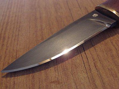 острый нож из хорошей стали всегда пригодится