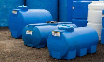 Пластиковые емкости для жидких бытовых отходов