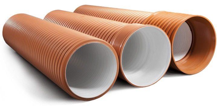 пластиковые трубы для канализации размеры