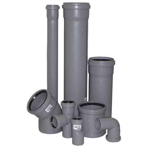 пластмассовые канализационные трубы