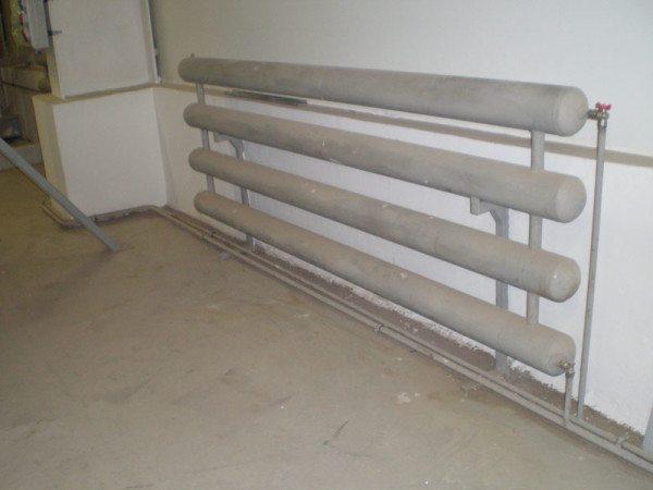 Подводки и перемычки должны образовывать замкнутый контур для теплоносителя.