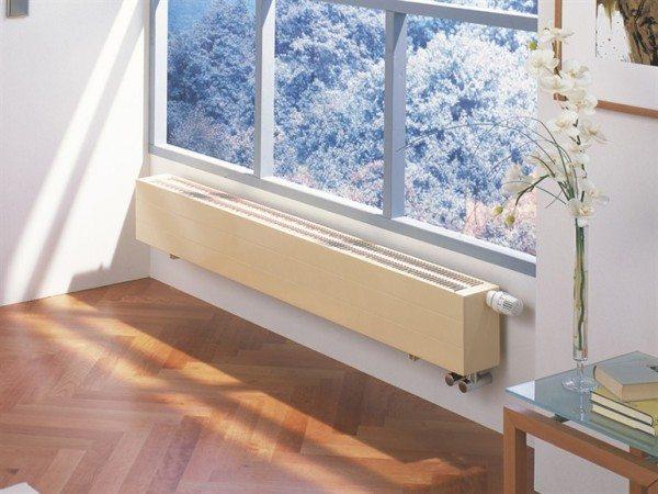 Правильное расположение устройства под окном