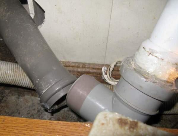 Проблемы с канализацией могут потребовать срочного вмешательства.