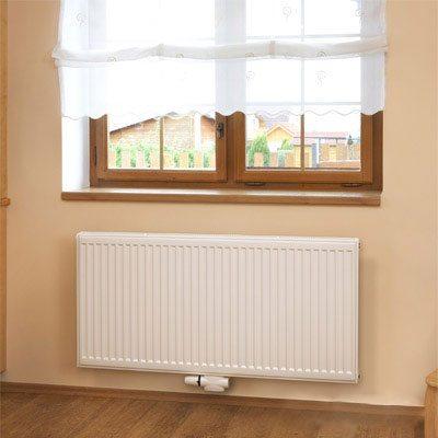 Радиаторы разного типа применяются очень широко
