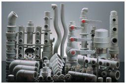 Различные муфты и тройники, предназначенные для соединения водопроводных труб путем пайки