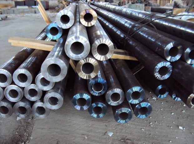 размеры труба стальная